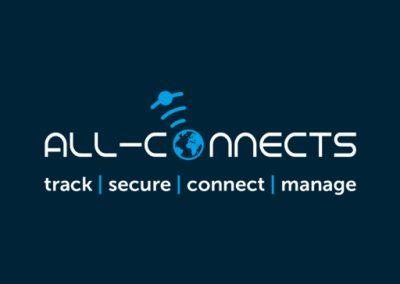 All connects Track & Trace: track, beveilig en beheer je wagens, werknemers, machines en materialen