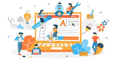 Maak je eigen website zonder technische kennis