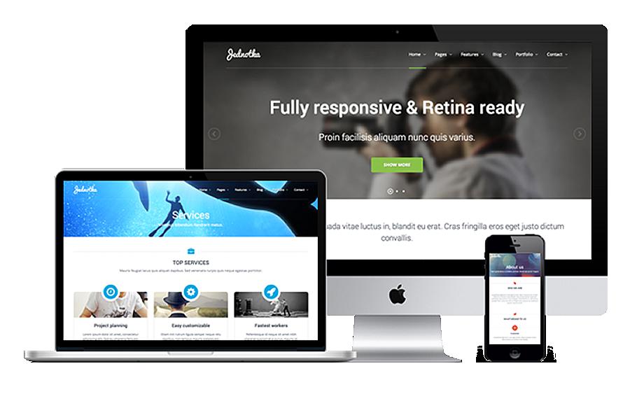 Responsive websites webdesign van responsieve websitesMDG promotions